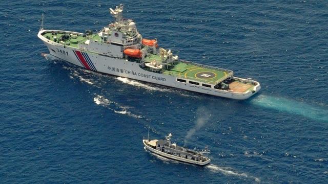 Chiến lược triển khai tàu tuần duyên của Trung Quốc ở Biển Đông - 1