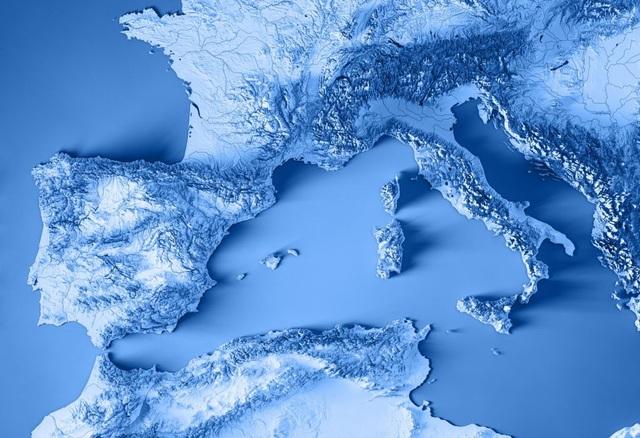 Thế giới bí ẩn của núi lửa dưới lòng biển và dung nham ngoài khơi bờ biển Ý - 1
