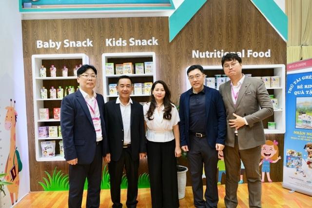 """Đến Triển lãm Vietbaby Hà Nội 2019 đón """"mưa"""" quà tặng từ sữa Hikid tăng chiều cao - 2"""