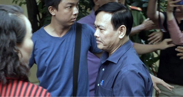 Nguyễn Hữu Linh kháng cáo, kêu oan - 2