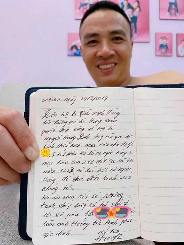 MC Hoàng Linh khoe mua nhà mới, hé lộ kế hoạch sinh em bé - 1