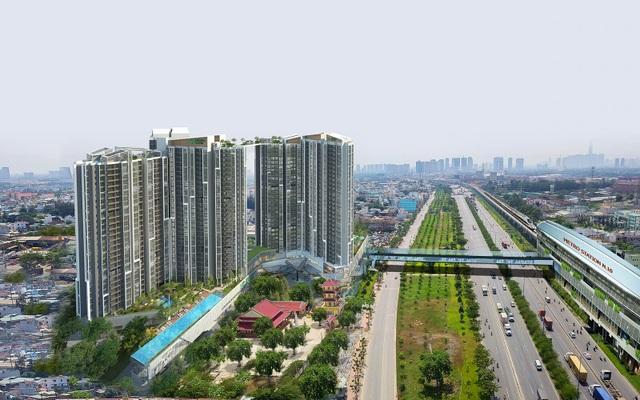 Dự án Metro Star - Cơn sốt bất động sản khu Đông, người mua có lãi - 1