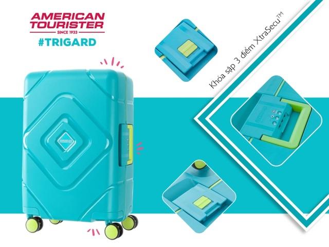 """American Tourister chào đón """"Tiêu Điểm 2019"""" với bộ sưu tập Trigard - 3"""