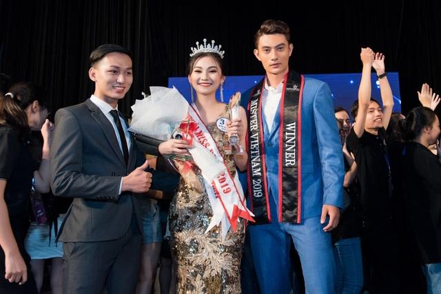 Quán quân Mister Việt Nam 2019 lao đao vì tin nhắn gạ tình - 2