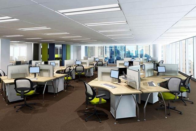 Thuê 100m2 văn phòng ở trung tâm TPHCM tốn gần 1,7 tỷ đồng/năm - 2