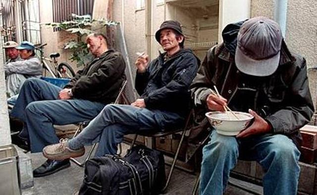 Vì sao dù nghèo đến mấy người Nhật Bản không bao giờ đi ăn xin? - 1