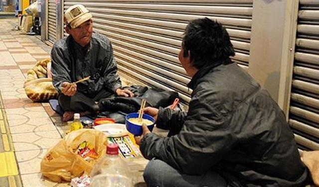 Vì sao dù nghèo đến mấy người Nhật Bản không bao giờ đi ăn xin? - 4