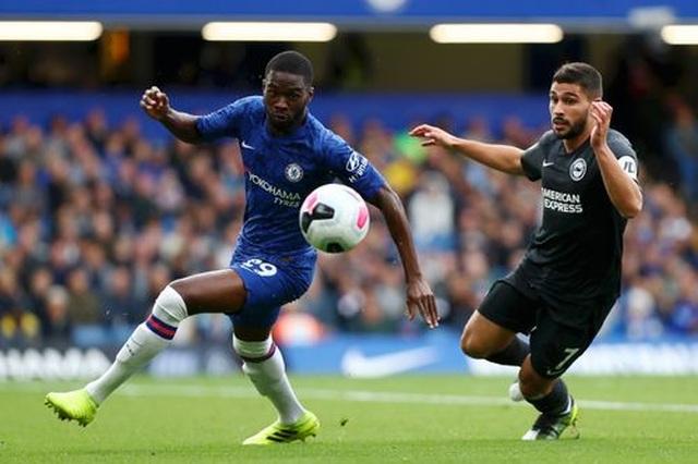 Chelsea 2-0 Brighton: Những sai lầm của đội khách - 8