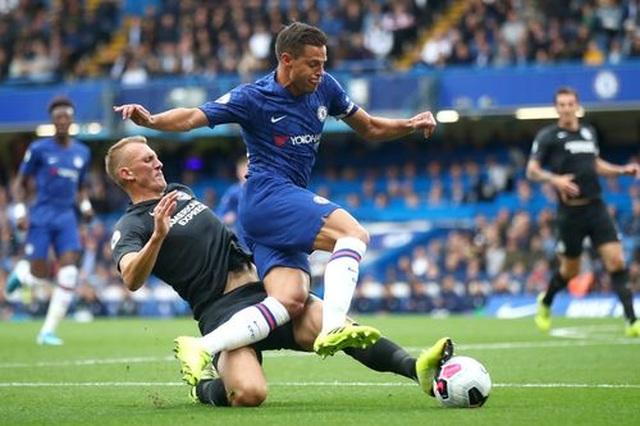 Chelsea 2-0 Brighton: Những sai lầm của đội khách - 14