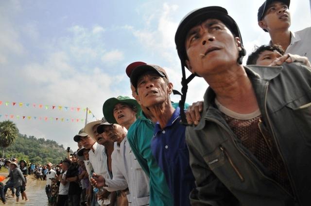 Độc đáo hội đua bò Bảy Núi thu hút hàng nghìn lượt du khách tới cổ vũ  - 17