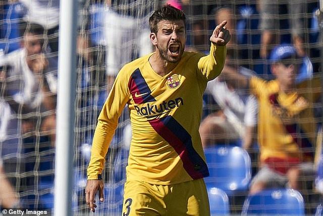 Luis Suarez tỏa sáng, Barcelona tạm vươn lên nhì bảng La Liga - 6