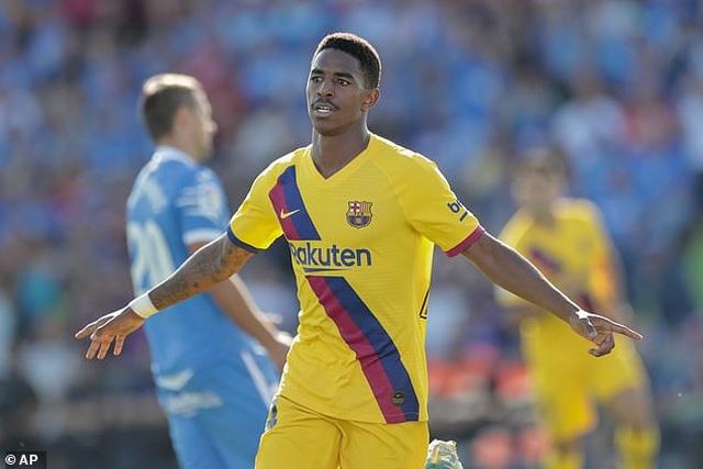 Luis Suarez tỏa sáng, Barcelona tạm vươn lên nhì bảng La Liga - 4