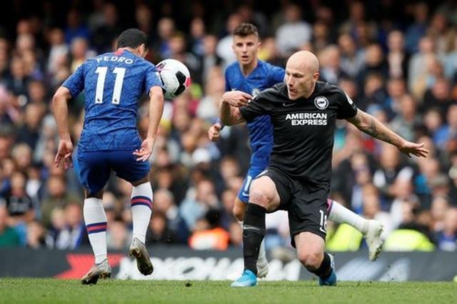 Chelsea 2-0 Brighton: Những sai lầm của đội khách - 9