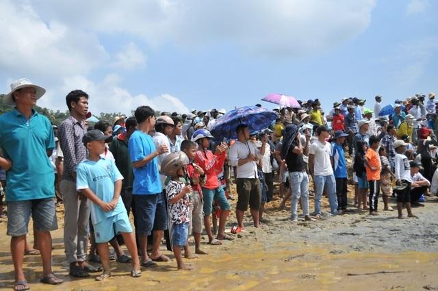 Độc đáo hội đua bò Bảy Núi thu hút hàng nghìn lượt du khách tới cổ vũ  - 25