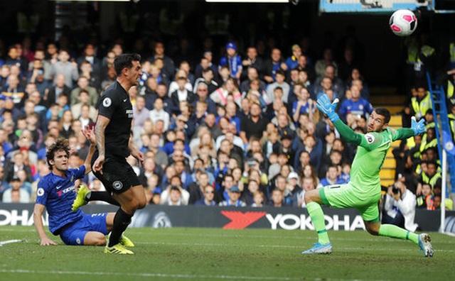 Chelsea 2-0 Brighton: Những sai lầm của đội khách - 11