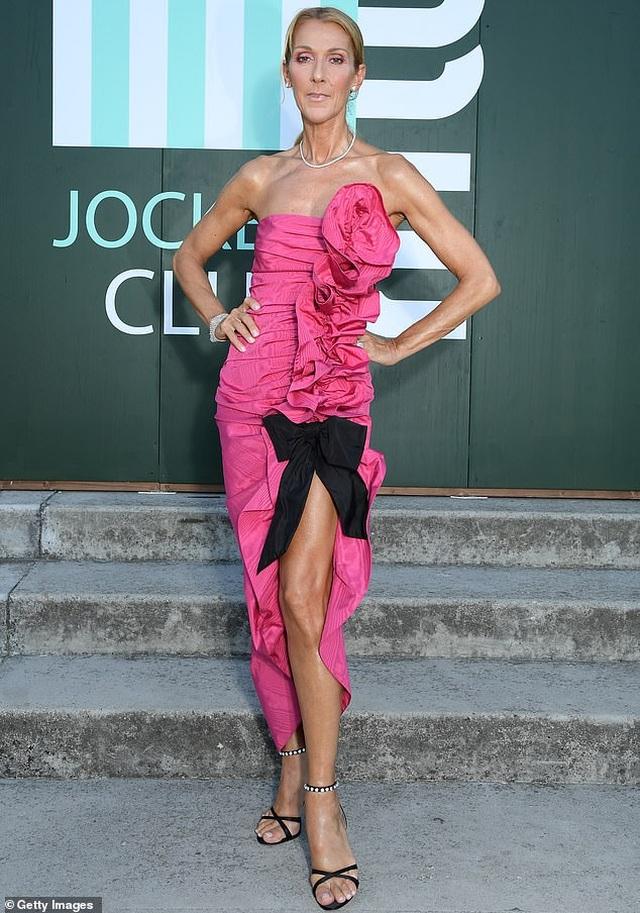 Celine Dion lên tiếng khi bị chỉ trích quá gày - 2