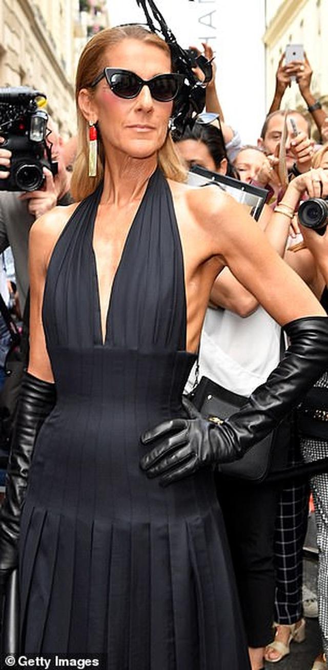 Celine Dion lên tiếng khi bị chỉ trích quá gày - 4