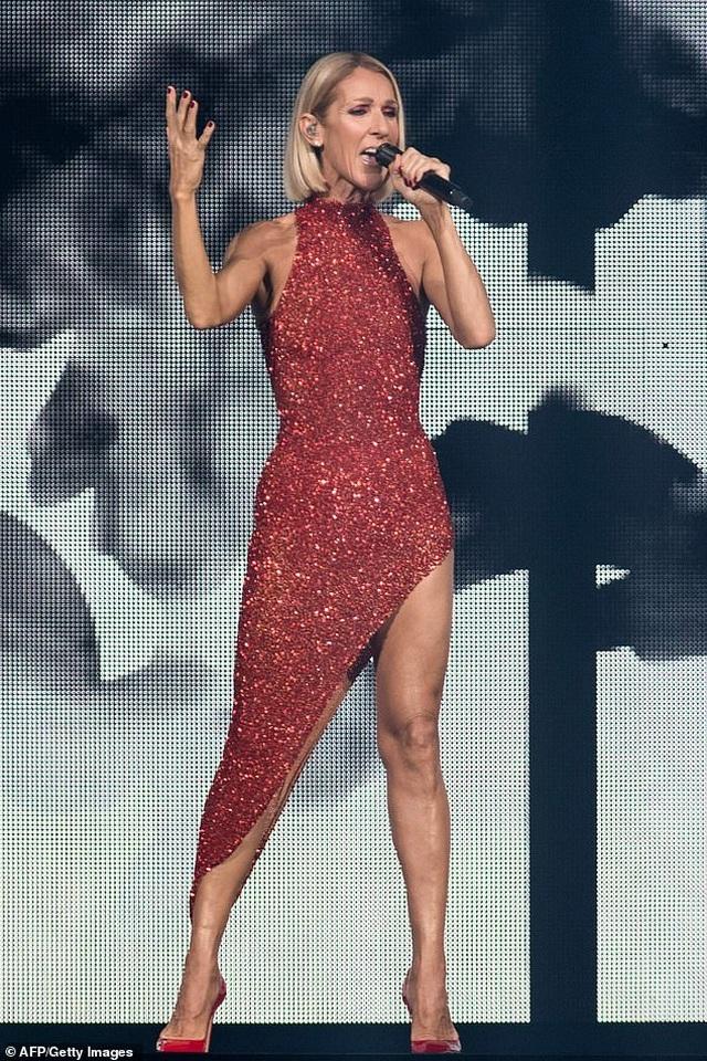 Celine Dion lên tiếng khi bị chỉ trích quá gày - 7