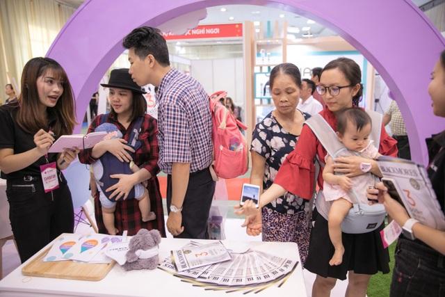 Thỏa sức mua sắm các sản phẩm hàng đầu nước Úc tại triển lãm dành cho mẹ và bé 2019 - 1