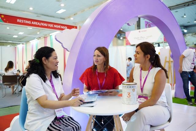 Thỏa sức mua sắm các sản phẩm hàng đầu nước Úc tại triển lãm dành cho mẹ và bé 2019 - 2