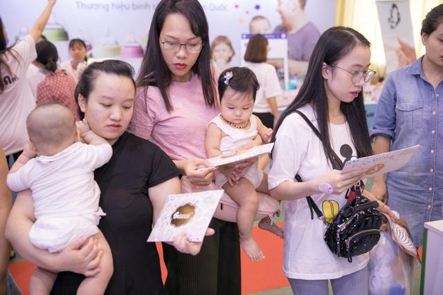 Thỏa sức mua sắm các sản phẩm hàng đầu nước Úc tại triển lãm dành cho mẹ và bé 2019 - 6