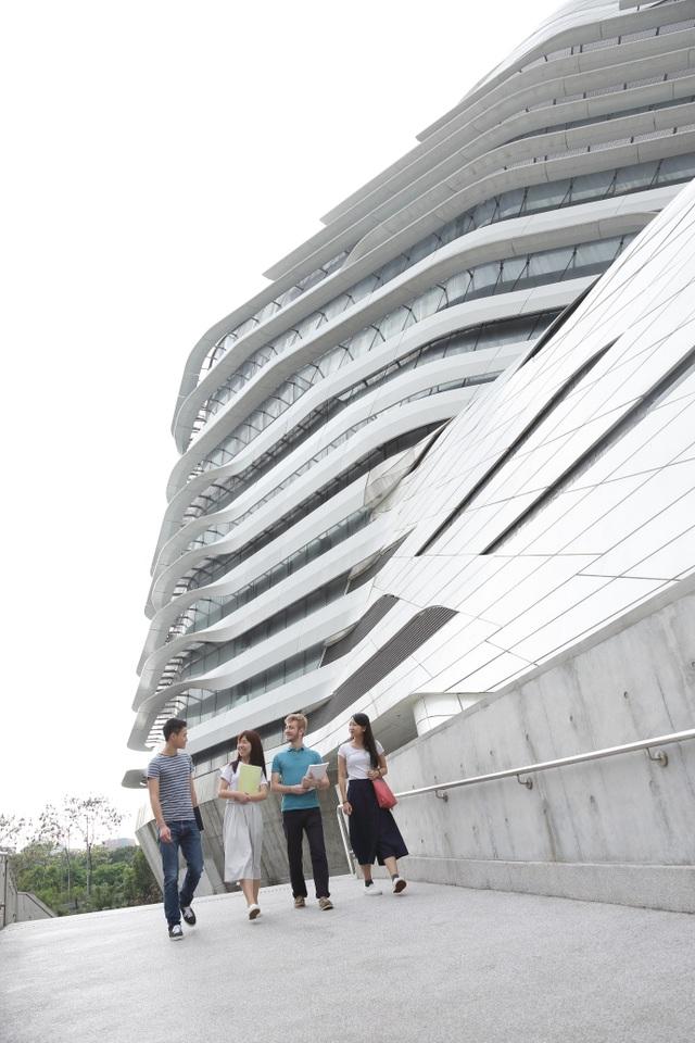 Hong Kong - Cái nôi của những trường Đại học hàng đầu thế giới tại châu Á - 3