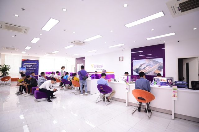The Asian Banker: TPBank tiếp tục nằm trong top 500 ngân hàng mạnh nhất châu Á - 1