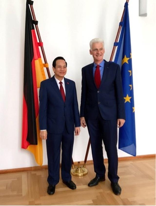 Việt Nam - CHLB Đức tăng cường hợp tác GDNN và tiếp nhận lao động - 1
