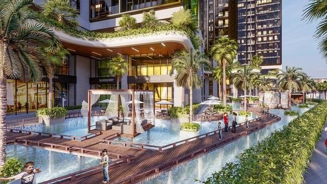 Tận hưởng cuộc sống đỉnh cao mỗi ngày tại Sunshine City Sài Gòn - 3