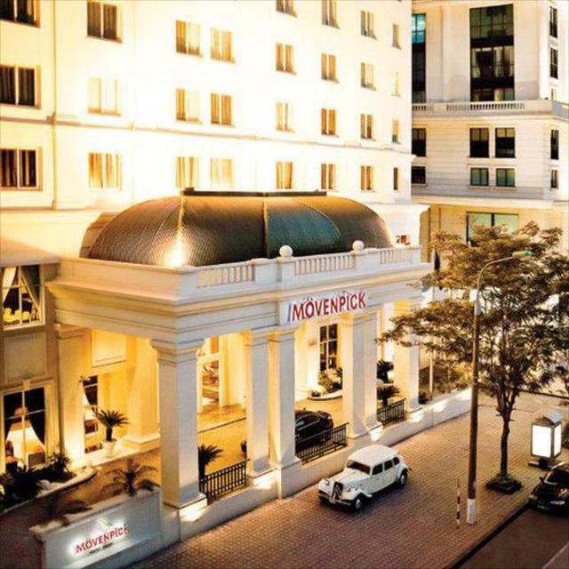 Khách sạn Movenpick sừng sững đất vàng: Lỗ lũy kế còn cao, kiểm toán đặt nghi vấn - 1