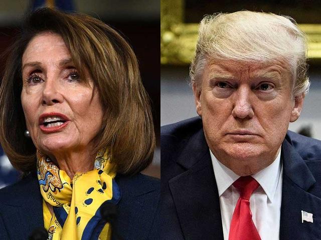 Muốn phế truất ông Trump: Nước cờ mạo hiểm của phe Dân chủ - 1