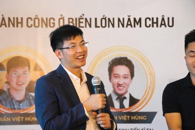 """Người Việt rạng danh năm châu: """"Theo đuổi chủ nghĩa hoàn hảo là thói quen xấu"""" - 4"""