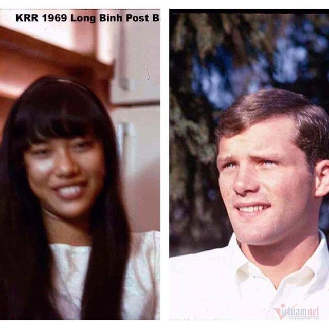 Nụ hôn chia tay người tình Việt 50 năm của cựu binh Mỹ trước khi lên máy bay - 17