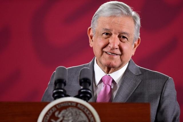 Tổng thống Mexico gạ bán chuyên cơ cho ông Trump - 1