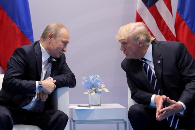 Nga không muốn Mỹ công bố điện đàm giữa ông Trump và ông Putin - 1