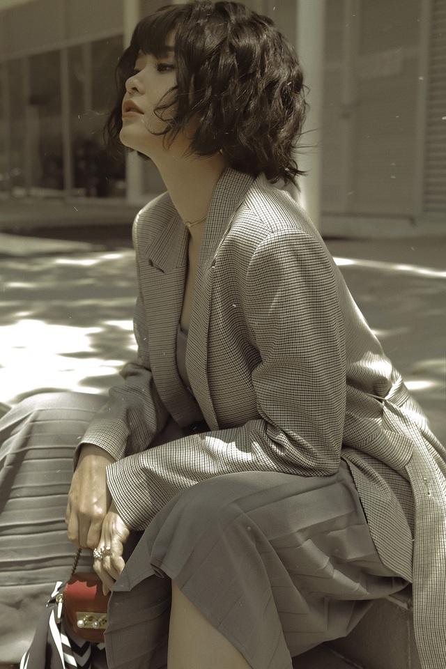 Sau ly hôn, Trương Quỳnh Anh chưa nghĩ đến tình yêu mới, mặc kệ mọi thị phi - 13