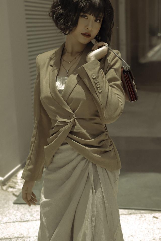 Sau ly hôn, Trương Quỳnh Anh chưa nghĩ đến tình yêu mới, mặc kệ mọi thị phi - 11