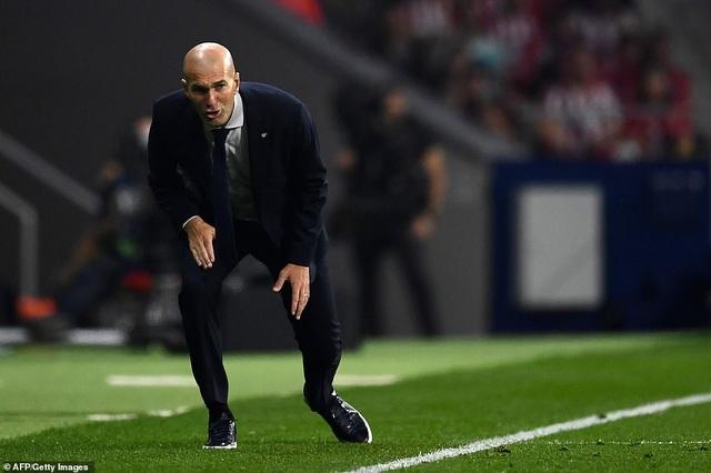 Hòa Atletico, Real Madrid giữ vững ngôi đầu bảng La Liga - 1