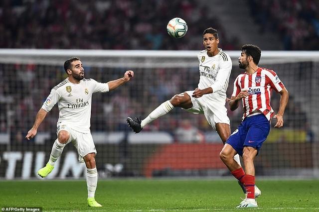 Hòa Atletico, Real Madrid giữ vững ngôi đầu bảng La Liga - 6