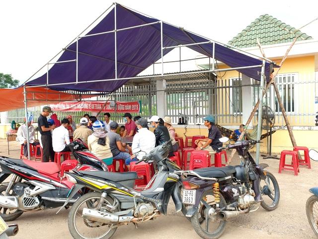 Dân ngăn cản nhà máy cồn Đại Tân vì ô nhiễm