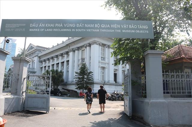 TPHCM xây bảo tàng 1.400 tỉ đồng: Có theo vết xe đổ Bảo tàng Hà Nội? - 2