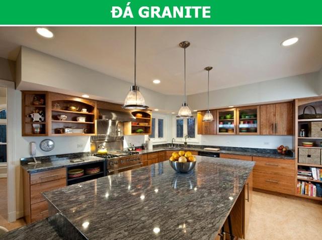 Gợi ý cách lựa chọn vật liệu phù hợp nhất cho mặt bếp nhà bạn - 1