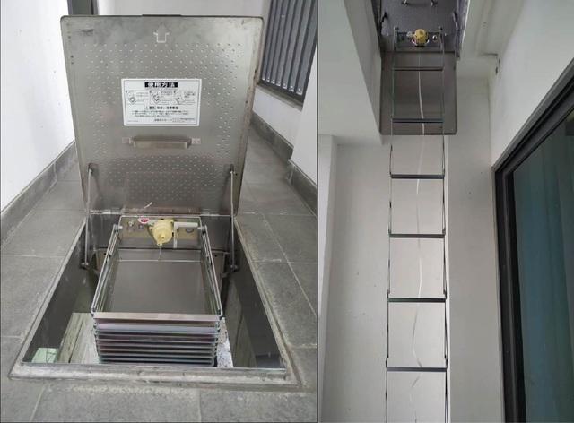 The Legacy - Chung cư đầu tiên ở Thủ đô có hệ thống thang cơ thoát hiểm công nghệ Nhật - 2