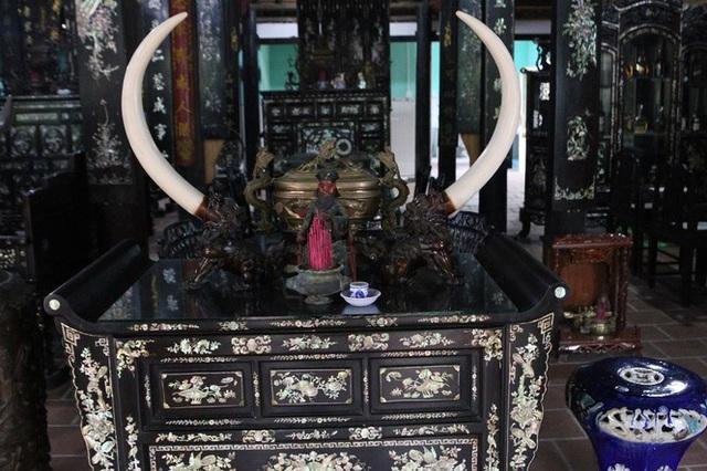 Độc đáo chiếc giường cổ có giá bạc tỷ ở Đồng Tháp - 17