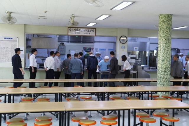 Cuộc sống như sinh viên của phạm nhân tại nhà tù Hàn Quốc - 4