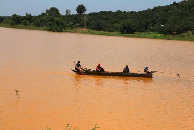 Đi tìm gỗ hương, một người mất tích tại hồ thủy điện Thác Mơ - 2