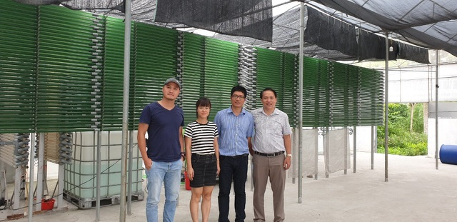 """Vi tảo """"Made in Vietnam"""": Mục sở thị công nghệ nuôi tảo Spirulina của các nhà khoa học Việt - 3"""