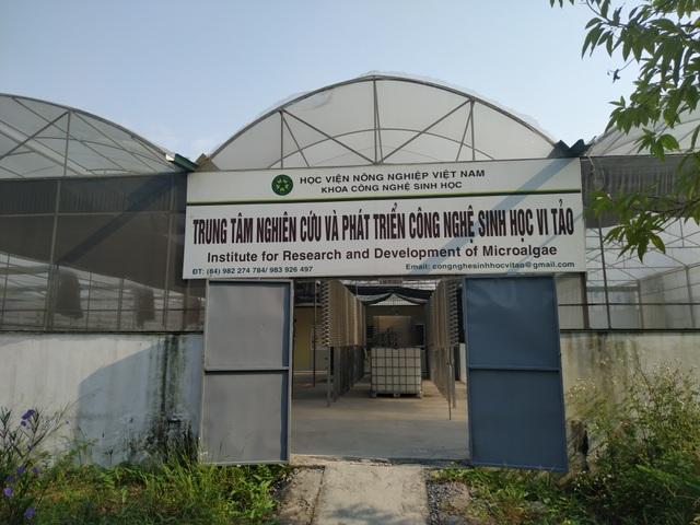 """Vi tảo """"Made in Vietnam"""": Mục sở thị công nghệ nuôi tảo Spirulina của các nhà khoa học Việt - 4"""