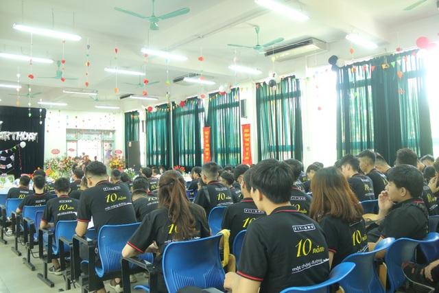 Khoa CNTT Trường ĐH Đại Nam tưng bừng kỷ niệm 10 năm thành lập - 4