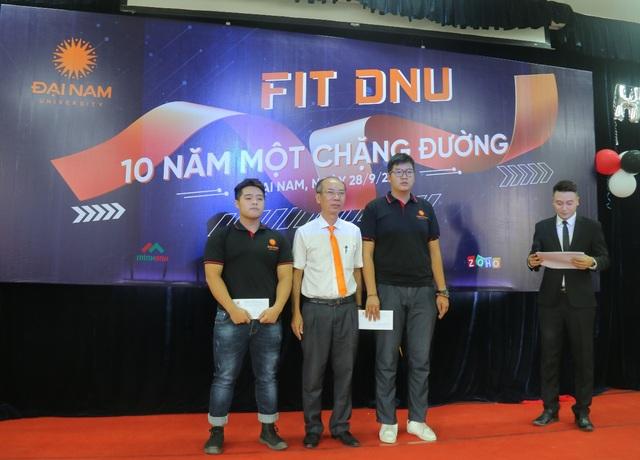 Khoa CNTT Trường ĐH Đại Nam tưng bừng kỷ niệm 10 năm thành lập - 5